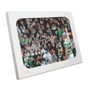 Scott Brown Signed Photo In Gift Box