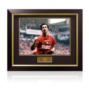 Signed Liverpool FC Memorabilia