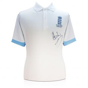 Sir Ian Botham Signed England Cricket Shirt