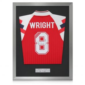 Signed Arsenal Memorabilia