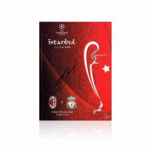 Champions League 2005 programme