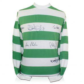 Signed Lisbon Lions Shirt