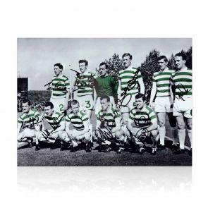 Signed Lisbon Lions Photo