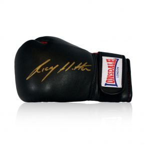 Ricky Hatton Signed Boxing Glove
