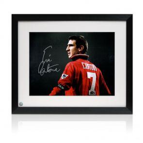 Eric Cantona Manchester United photo