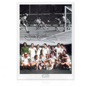 Sir Trevor Brooking Signed Photo