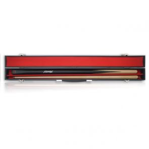 Stephen Hendry Signed Snooker Cue. In Display Case