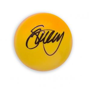 Stephen Hendry Signed Yellow Snooker Ball