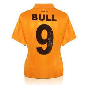 Signed Steve Bull shirt