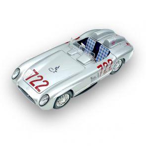 Stirling Moss Signed Model Car
