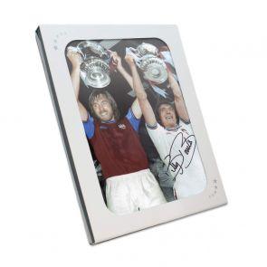 Signed Billy Bonds Photo