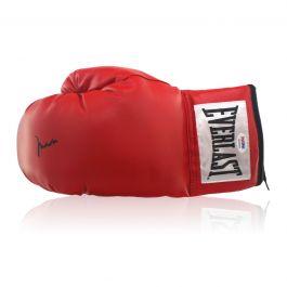 Muhammad Ali Signed Boxing Glove (PSA DNA 3A96850)