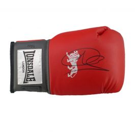 Joe Calzaghe Signed Boxing Glove