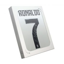 Cristiano Ronaldo Signed Juventus Football Shirt In Gift Box