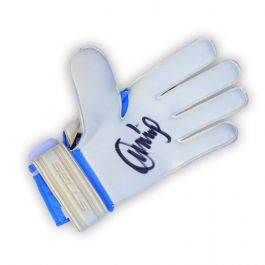 Jerzy Dudek Signed Goalkeeper's Glove