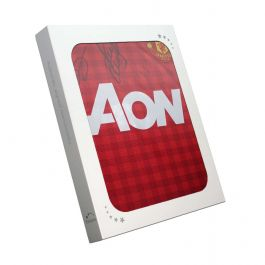 Ryan Giggs And Paul Scholes Signed 2012-13 Manchester United Football Shirt. In Gift Box