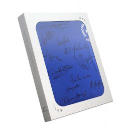 Rangers 1972 Squad Signed Shirt In Gift Box
