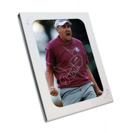 Ian Poulter Signed Photo: Ryder Cup 2012 In Gift Box