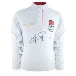 Jonny Wilkinson Signed England Rugby Shirt