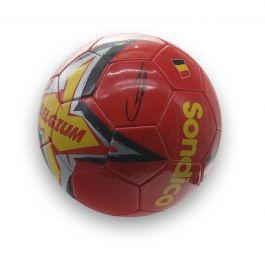 Kevin De Bruyne Signed Belgium Football