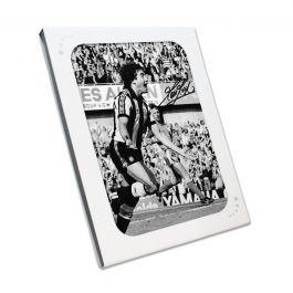 Kevin Keegan Signed Newcastle United Photo. Gift Box