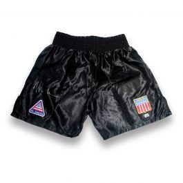 Mike Tyson Signed Boxing Shorts