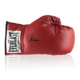 Muhammad Ali Signed Boxing Glove (PSA DNA 4A53408)