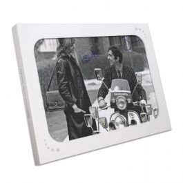 Quadrophenia Dual Signed Photo: Jimmy And Steph In Gift Box