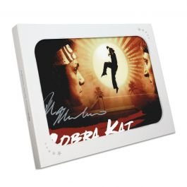 Ralph Macchio Signed Cobra Kai Poster. In Gift Box