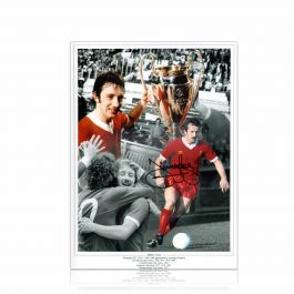 Jimmy Case Signed Liverpool FC Photograph
