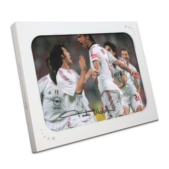 Paolo Maldini Signed photo