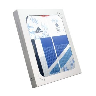 Team GB Signed 2012 Cycling Jersey In Gift Box