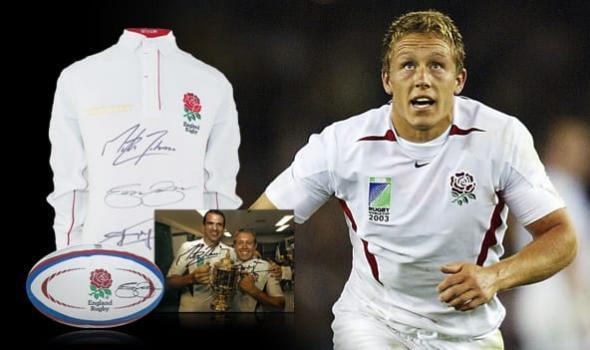 England Rugby Memorabilia