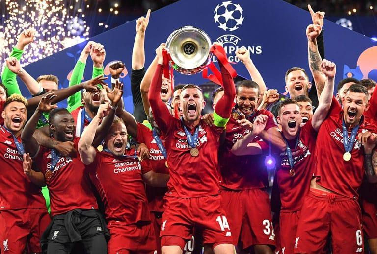 Champions League memorabilia