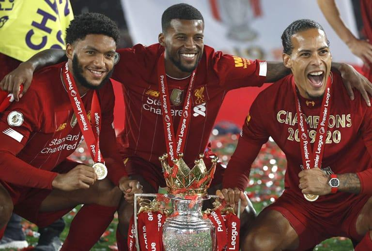 Liverpool Memorabilia