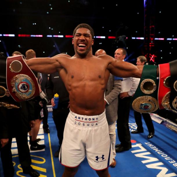 How Much Do You Know About Anthony Joshua?