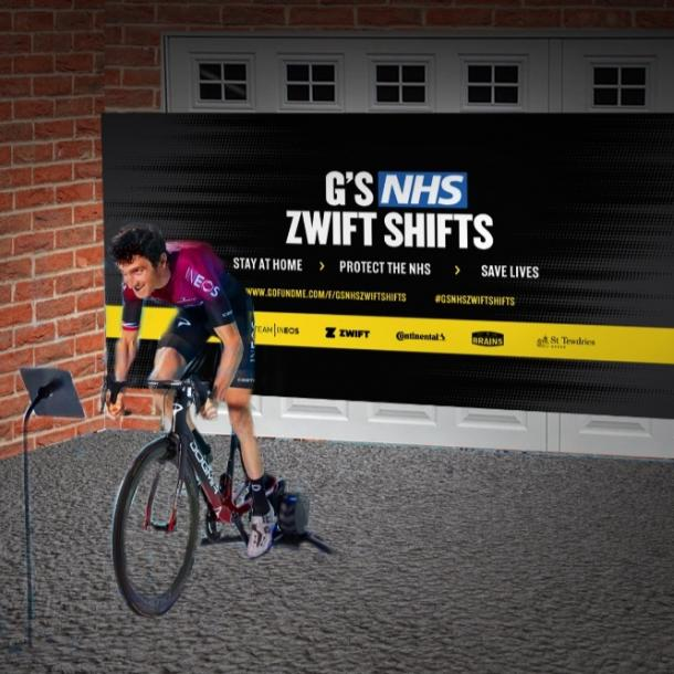 Help support G's NHS Zwift Shifts!