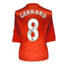 Bulk deals on football memorabilia Gerrard