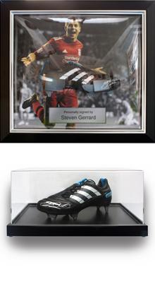 Boot framing service | Gerrard silver