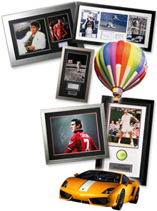 Event packages for charity auctions