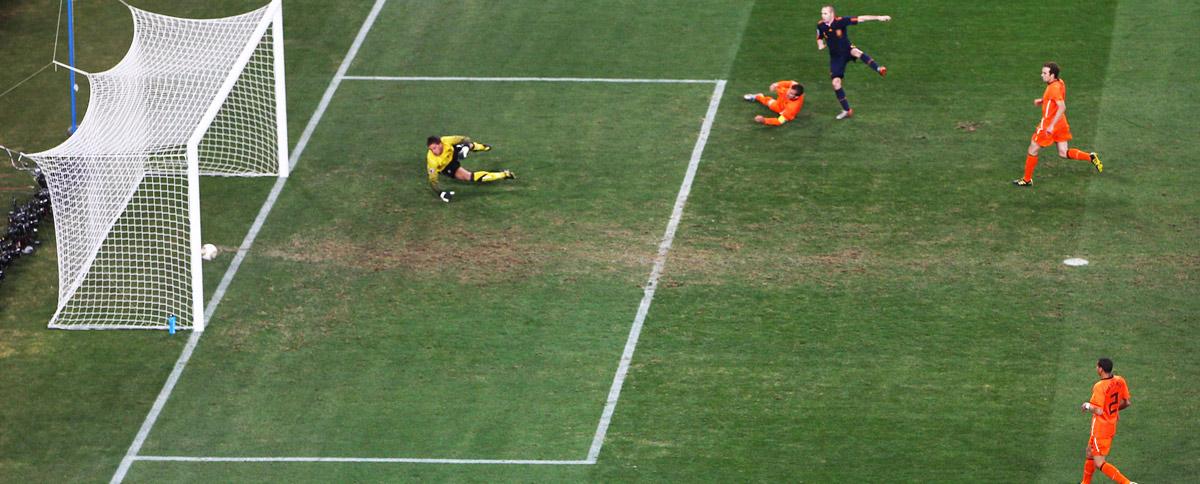 iniesta world cup goal