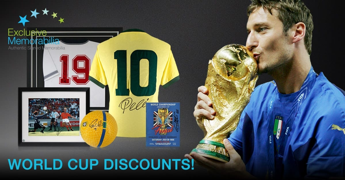World Cup Discounts