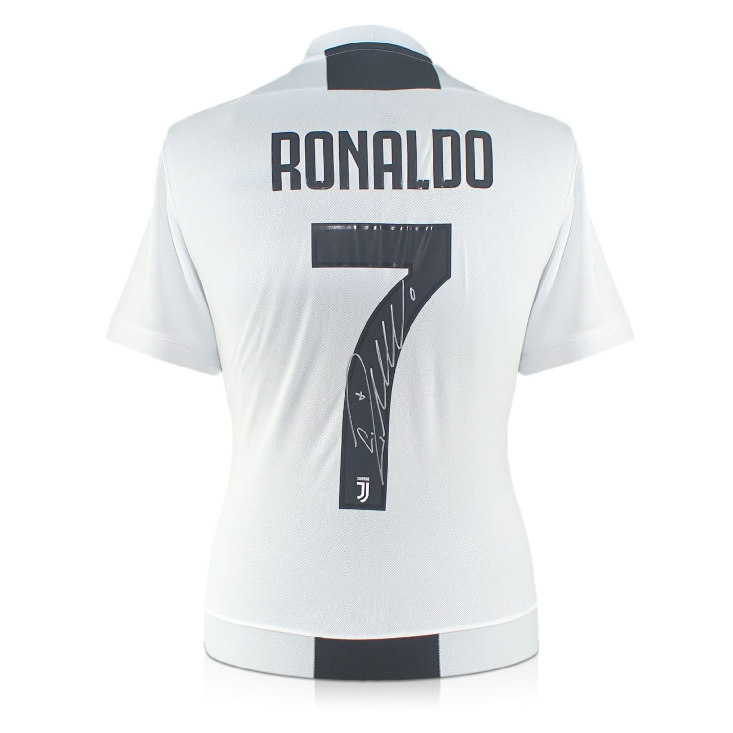 super popular 9f3b9 18fcd Details about Cristiano Ronaldo Signed Juventus Soccer Jersey | Sport  Memorabilia